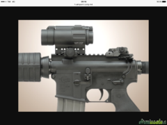 Punto Rosso Aimpoint Comp M4
