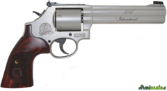 Smith & Wesson 686-6 International .357 Magnum  |  9x31mmR  | .353 Casull