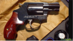 Smith & Wesson Lady Smith .38 Special