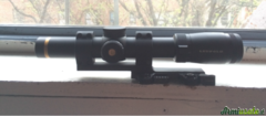 VX-6 1-6x24mm MultiGun CM-R2 (Illuminated) Reticle Matte Finish
