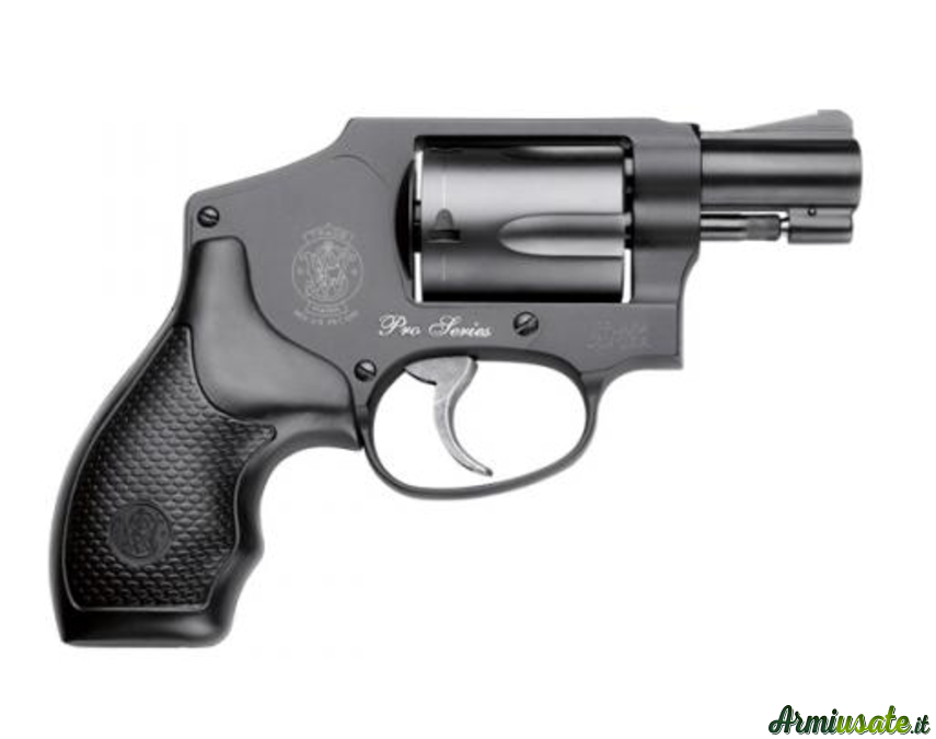 Smith & Wesson 442 .38 Special  |  9x29mmR