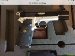 Browning HP 35 Practical  9x21mm IMI