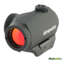 Punto rosso Aimpoint micro H-1