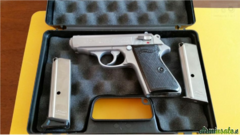 Walther | Carl PPK/S .380 ACP  | 9x17mm Browning Short
