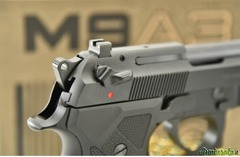 Beretta M9A3 BLACK 9x21mm IMI