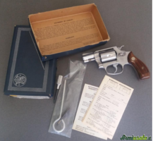 Smith & Wesson 60 .38 Special  |  9x29mmR