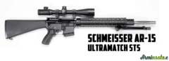 "Armament schmeisser match 223 lothar walther 20"" .223 Remington"