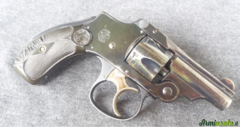 Smith & Wesson Smith & Wesson Safety Hammerless. S&W Lemon Squeezer .32 S&W