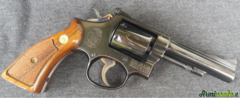 Smith & Wesson 15 .38 Special     9x29mmR