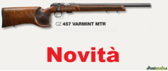 CZ 457 VARMINT MRT .22 Long Rifle