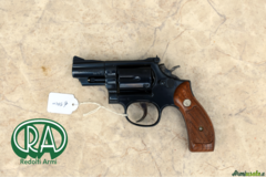 Revolver Smith e Wesson modello 37 airweight cal 38 special canna 2''