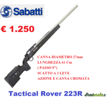 Sabatti Rover Tactical Synthetic