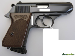 Walther | Carl PPK .380 ACP  | 9x17mm Browning Short