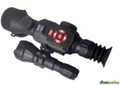 Atn X-sight II HD 5-20 X